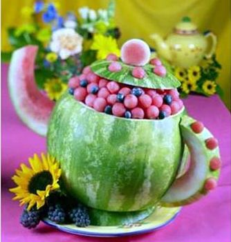How many pins for this #Watermelon TeaPot  #Inlifehealthcare