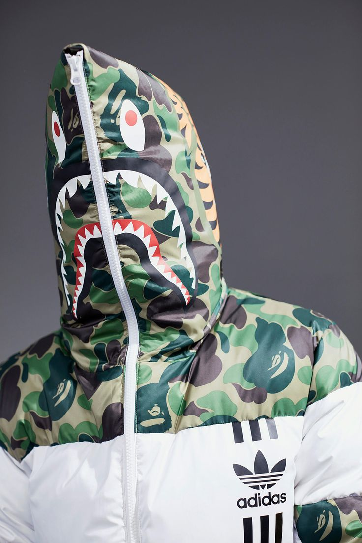 adidas Originals Unveils Fall/Winter 2016 Collaboration With A BATHING APE - Freshness Mag
