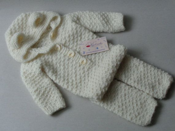 Size 6/12 M..Newborn Overalls.Baby Pants Overalls by knitsdwarfs