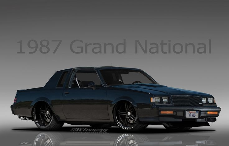 Buick Grand National Car - HyperCarWallpaper - HyperCarWallpaper