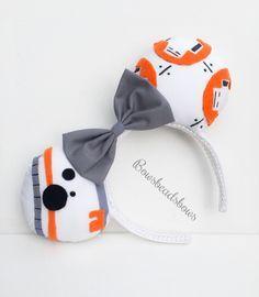BB8 Character Ears