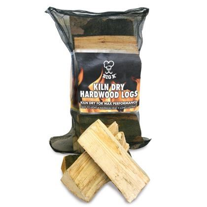 Kiln Dried Logs (10kg) at Homebase -- Be inspired and make your house a home. Buy now.