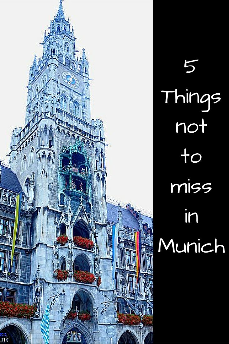 The Bavarian capital is my favourite city in Europe. We love the culture, the food, the beer and the sights.