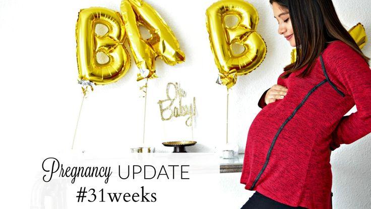 Actualizacion de Embarazo /  31 semanas
