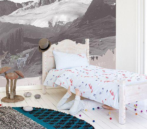 The Fox Bed Duvet set