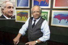 Dreyfuss channels smirk-jerk Madoff in ABCminiseries