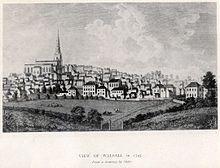Walsall - Wikipedia