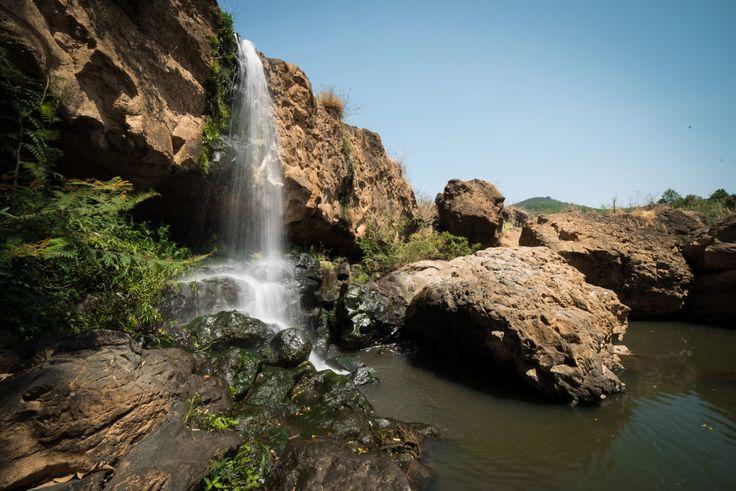 Vietnam – Da Lat waterfalls