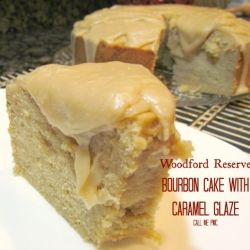 Woodford Reserve Bourbon Cake recipe