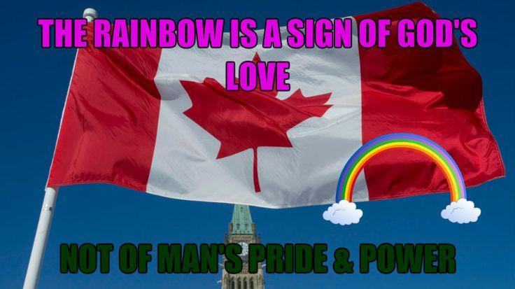 God's Rainbow, Not Man's