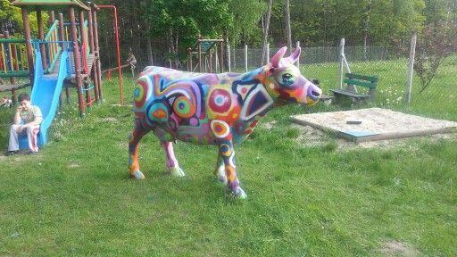 GOK Lesznowala. Graffiti & Street Art School