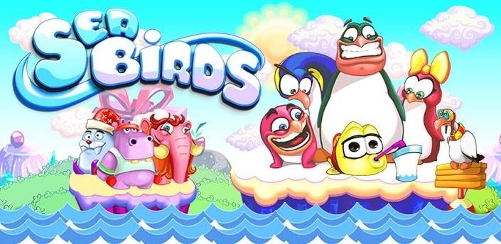 Seabirds, pinguini colorati a caccia di pesce!  http://www.tuttoandroid.net/giochi/seabirds-android-86241/