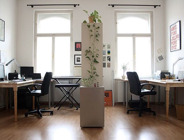 25 Best Ideas About Small Office Spaces On Pinterest: 25+