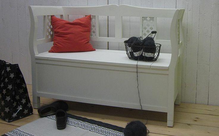 truhenbank sitzbank bank dielenbank kastenbank k chenbank. Black Bedroom Furniture Sets. Home Design Ideas