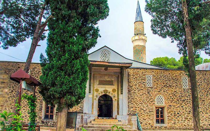 Ulu Camii, Birgi, Ödemiş