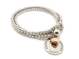Personalised Wrap Bracelet