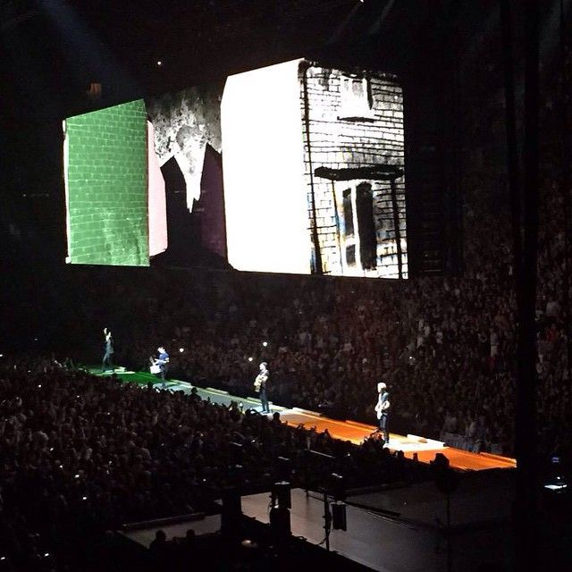 Sunday Bloody Sunday #U2 #u2ietour