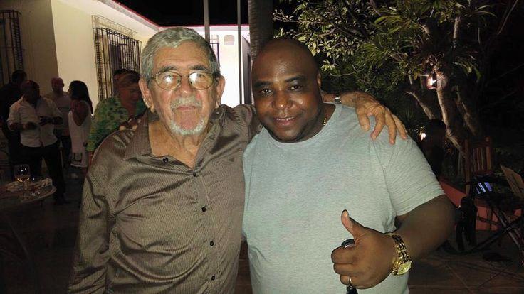 Peloteros cubanos Grandes Ligas en fiesta privada con los Castros en Cuba
