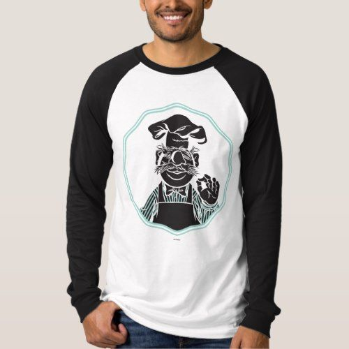 The Muppets | Chef Framed T-Shirt