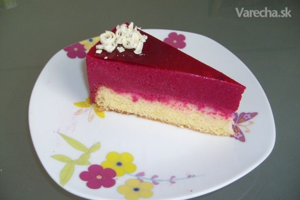 Cviklová torta - Recept