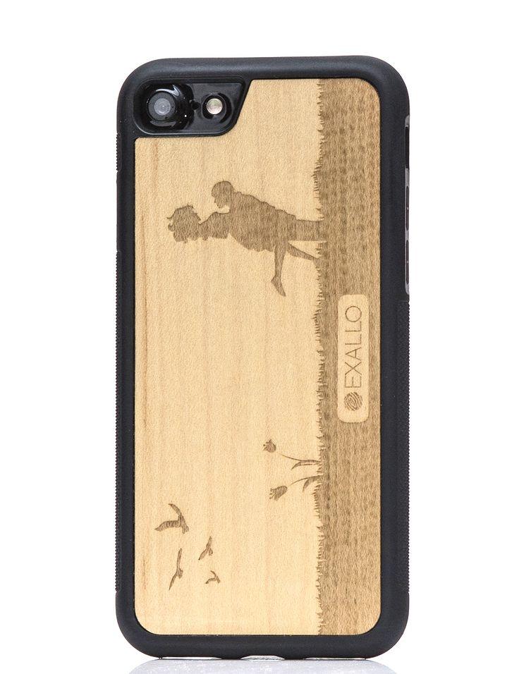 Wooden Case Eros by exallo #wooden #wood #exallo #agorashop #eros #handmade