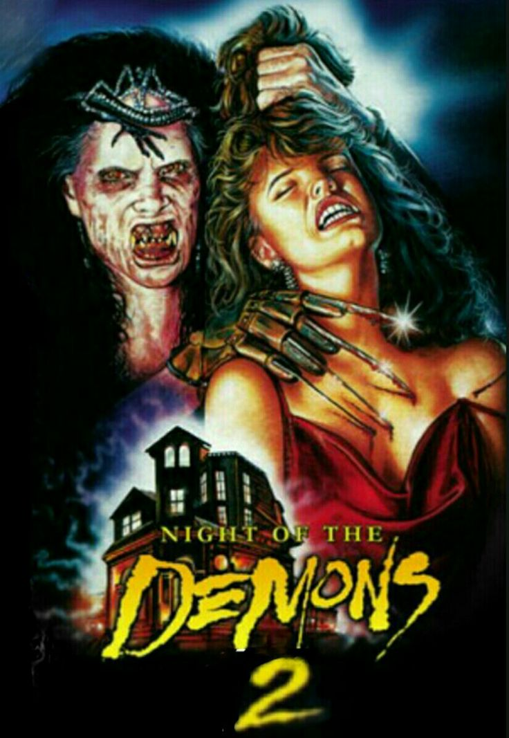 Night of the Demons 2 Horror Movie