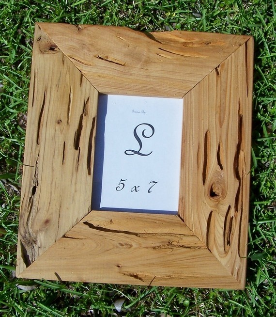 Pecky Cypress Picture Frame 5x7 A25 By Childandhome On