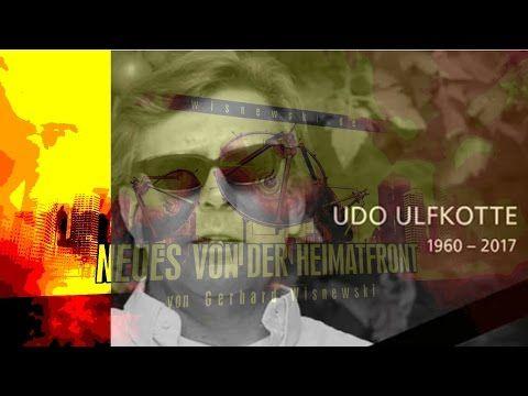 Plötzlicher Tod: Woran starb Udo Ulfkotte? - YouTube
