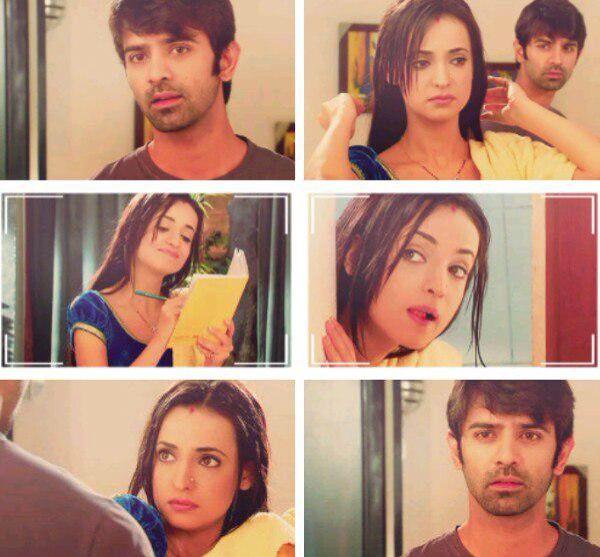 100 ways to irritate Arnav Singh Raizada....she really looks cute here