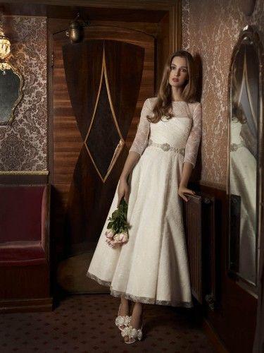 Alan hannah wedding dress vienna