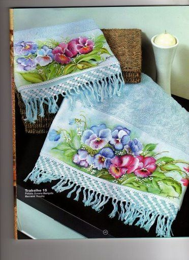 Revista pintura em tecido - Rosana Carvalho - Álbuns da web do Picasa