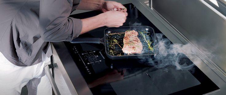 KitchenAid induction hobs