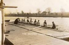 Oxford Crew 1906 Rowing unused RP old pc