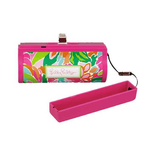 Lilly Pulitzer iPhone 5 Mobile Charger