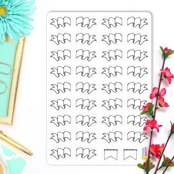 133 best Bullet Journal Stickers images on Pinterest   Journal ...