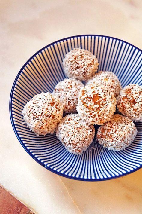Carrotcake balls