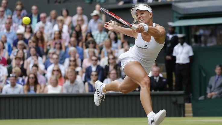 Olympia-Porträt: Angelique Kerber, Tennis