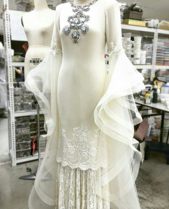 Nikah dress by rizalman ibrahim