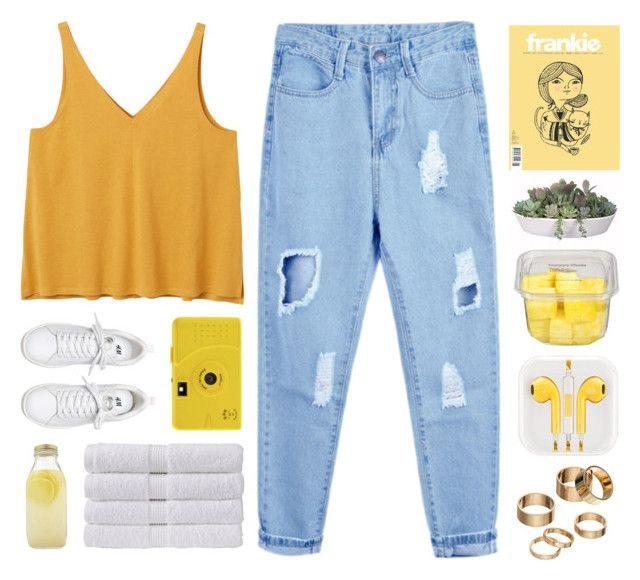 """""""#524"""" by snowfla-ke ❤ liked on Polyvore featuring Monki, Christy, Bormioli Rocco, VesseL and Apt. 9"""