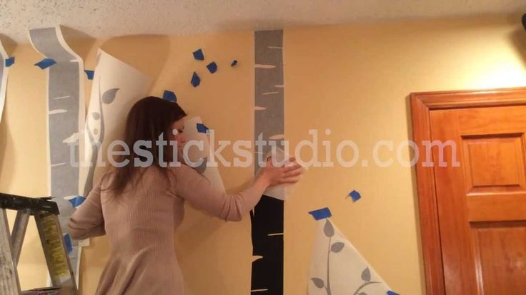 Wall Decals Installation - Decal Installation - Vinyl Wall Decal Applica...