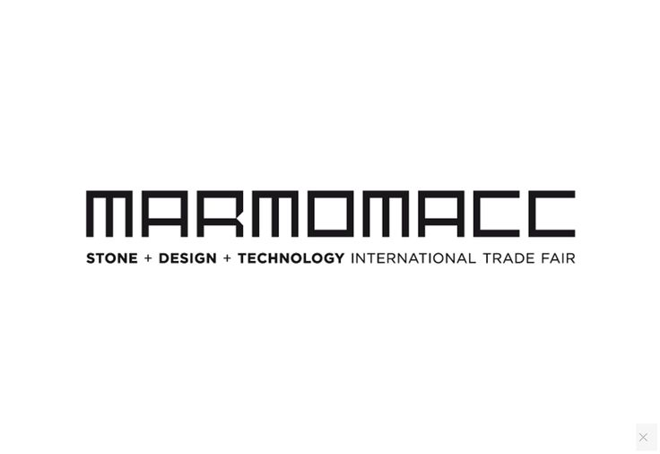 MARMOMACC | Client MARMOMACC | Group VERONAFIERE | Project Logo - Corporate Identity