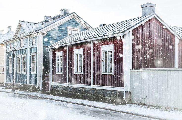 Wintery Kokkola