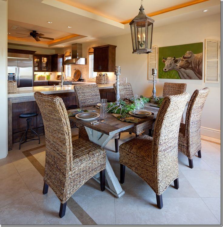 Entertainment Areas More Relaxed But Stylish And Luxe: Best 25+ Wicker Dining Chairs Ideas On Pinterest