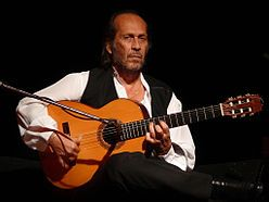 November 2014 - 15th Annual Latin Grammy Awards - Francisco Gustavo Sanchez Gomes (aka, Paco de Lucía), a Spanish virtuoso flamenco guitarist, composer, and producer. A New Flamenco style he helped legitimize flamenco amount the establishment in Spain, the first flamenco guitarists to have crossed over into other genres of music; classical and jazz. He WON Album of the Year; Cancion Andaluza.