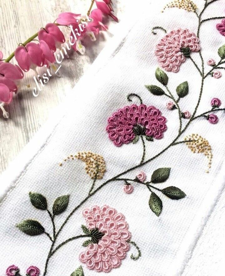 Hardanger Embroidery Hand Embroidery Designs Embroidery