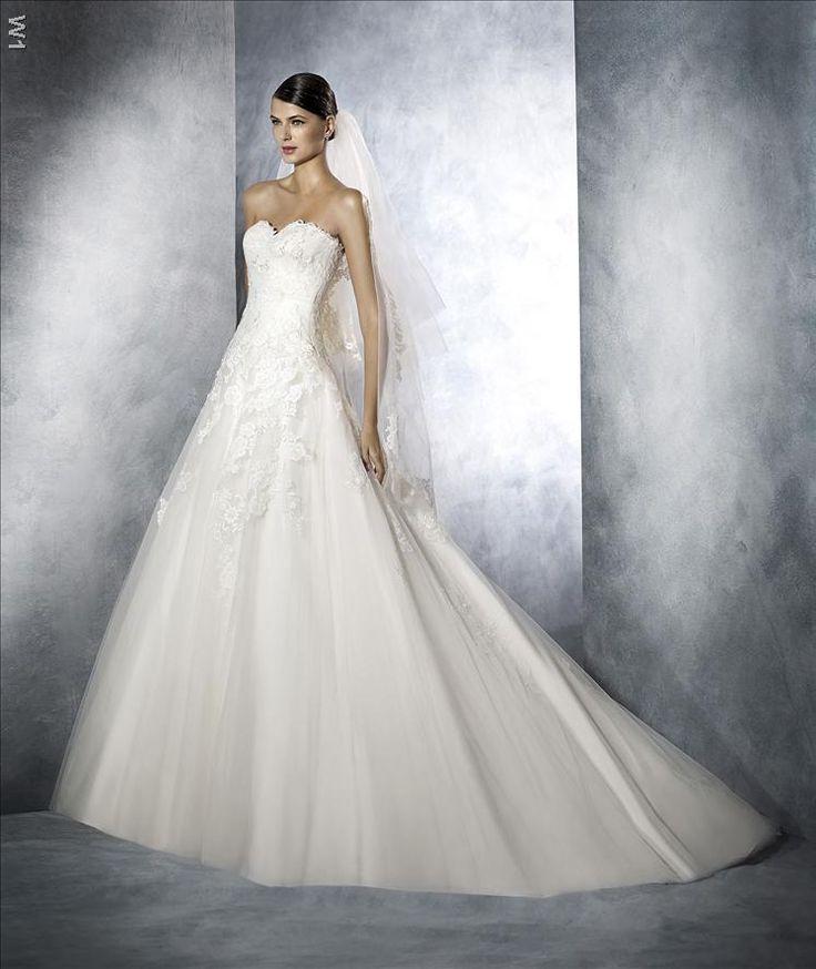 W1 white one wedding dresses 6108