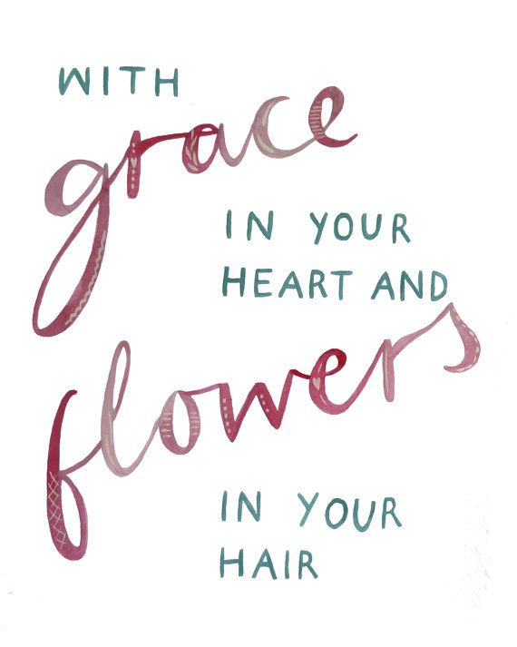 Mumford Sons With Grace In Your Heart And Flowers In Your Hair