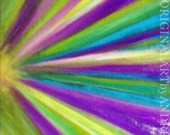 Paesaggio dipinti acrilico tela astratta arte contemporanea