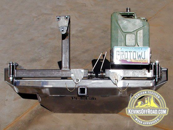 off road swing out carrier - Google Search
