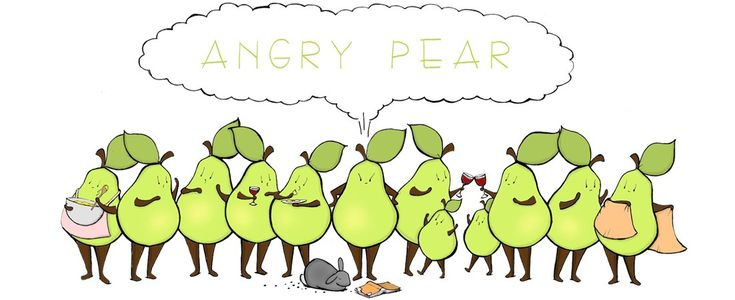 Angry Pear | comics about pears – updated twice a week